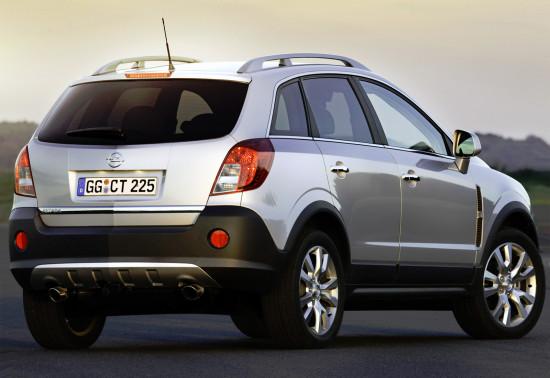 Opel Antara FL 2011-2015
