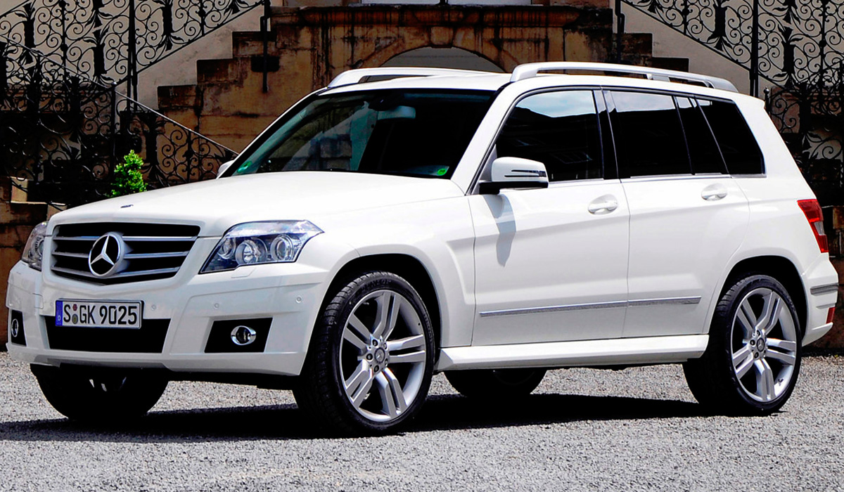Mercedes benz glk for Mercedes benz iron