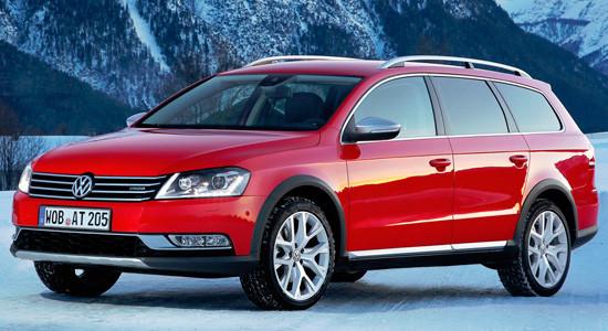 Volkswagen Passat Alltrack (B7) на IronHorse.ru ©