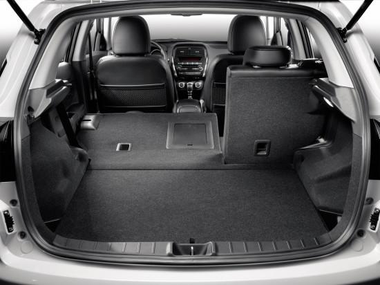 багажник Citroen C4 Aircross