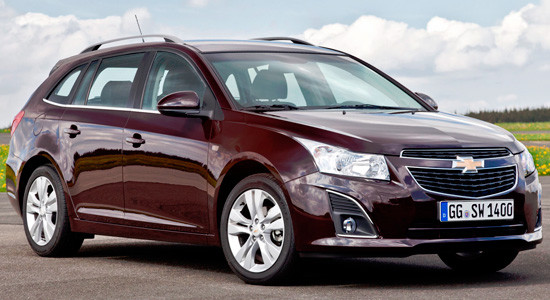 Chevrolet Cruze Station Wagon (2012-2015) на IronHorse.ru ©