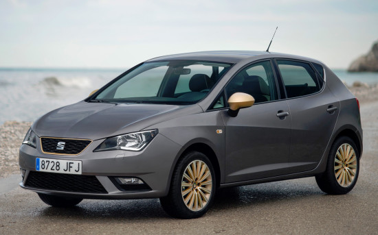 Seat Ibiza 4 (6J) 2015