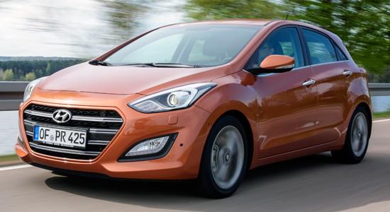 Hyundai i30 (2012-2017) на IronHorse.ru ©