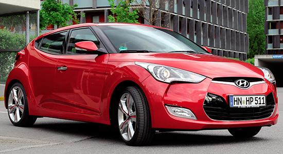 Hyundai Veloster 2011-2015
