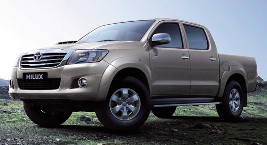 Toyota Hilux (2005-2015) на IronHorse.ru ©