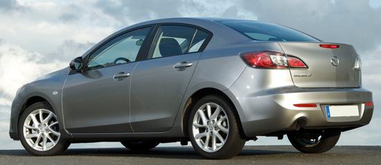 Mazda 3 2009 specs