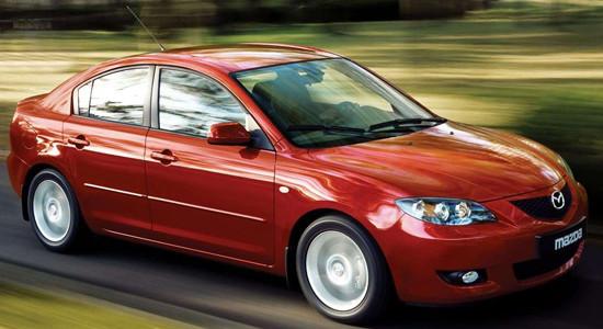 Mazda3 (2003-2008) на IronHorse.ru ©