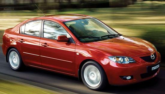 Mazda 3 2008 review
