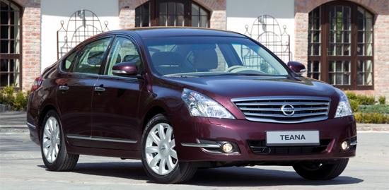 Nissan Teana (J32) на IronHorse.ru ©