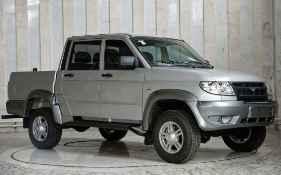УАЗ Pickup (2008-2010)