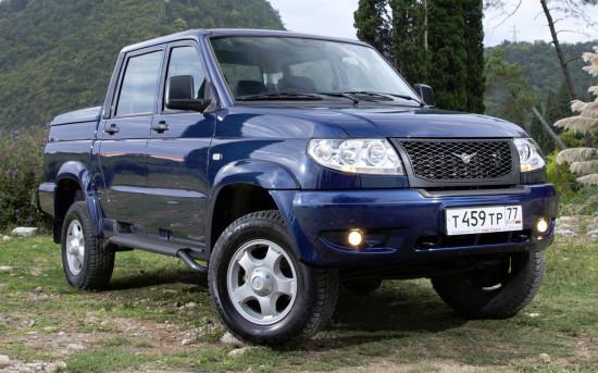 УАЗ Pickup (2011-2014)