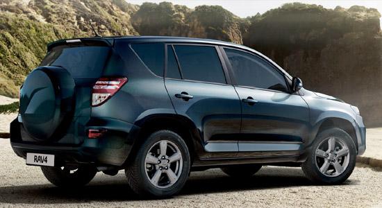 фото Toyota RAV 4 2012 года