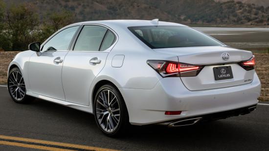 Lexus GS (L10) 2015-2016