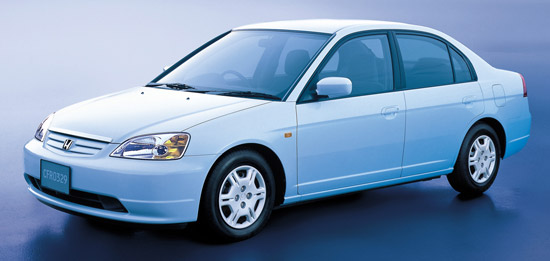 разновидности honda civic 2000 года