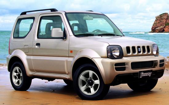 Сузуки Джимни 3 (1998-2012)