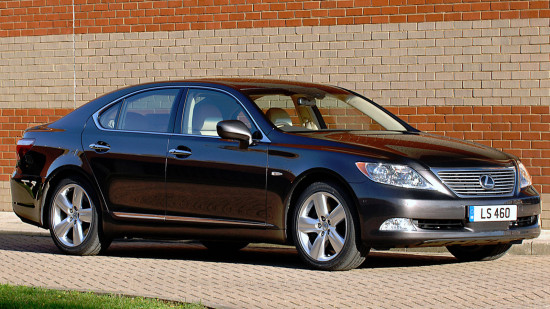 Lexus LS 2006-2009