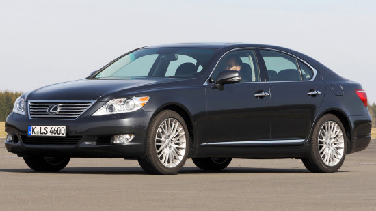 Lexus LS 2009-2012