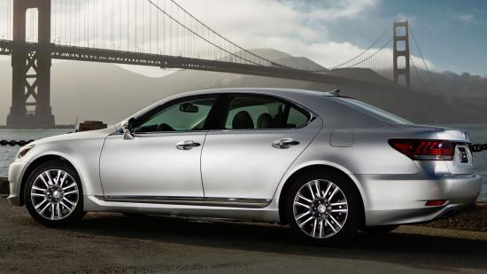 Lexus LS 2012-1017