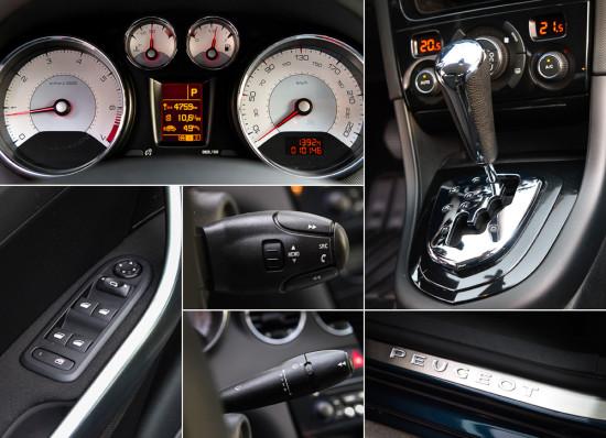 приборы Peugeot 408