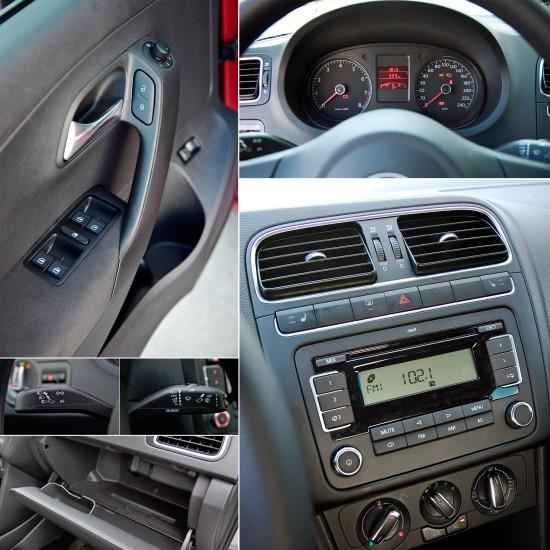 элементы управления в Volkswagen Polo Sedan
