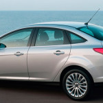 седан Ford Focus 3 2011-2014