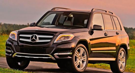 Mercedes-Benz GLK-Class на IronHorse.ru ©