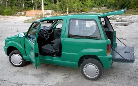 ТМ-1131 Туляк - Мишка