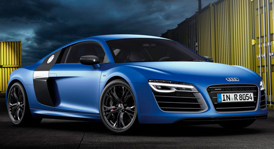 Audi R8 Coupe 2012