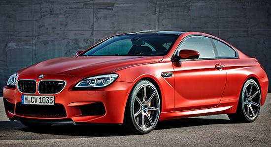 BMW M6 Coupe (F13) на IronHorse.ru ©