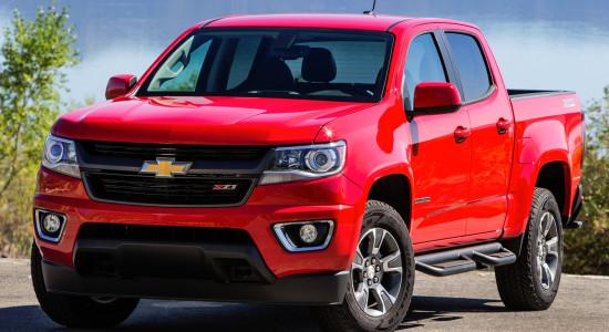 Chevrolet Colorado 2 (2017-2018) на IronHorse.ru ©