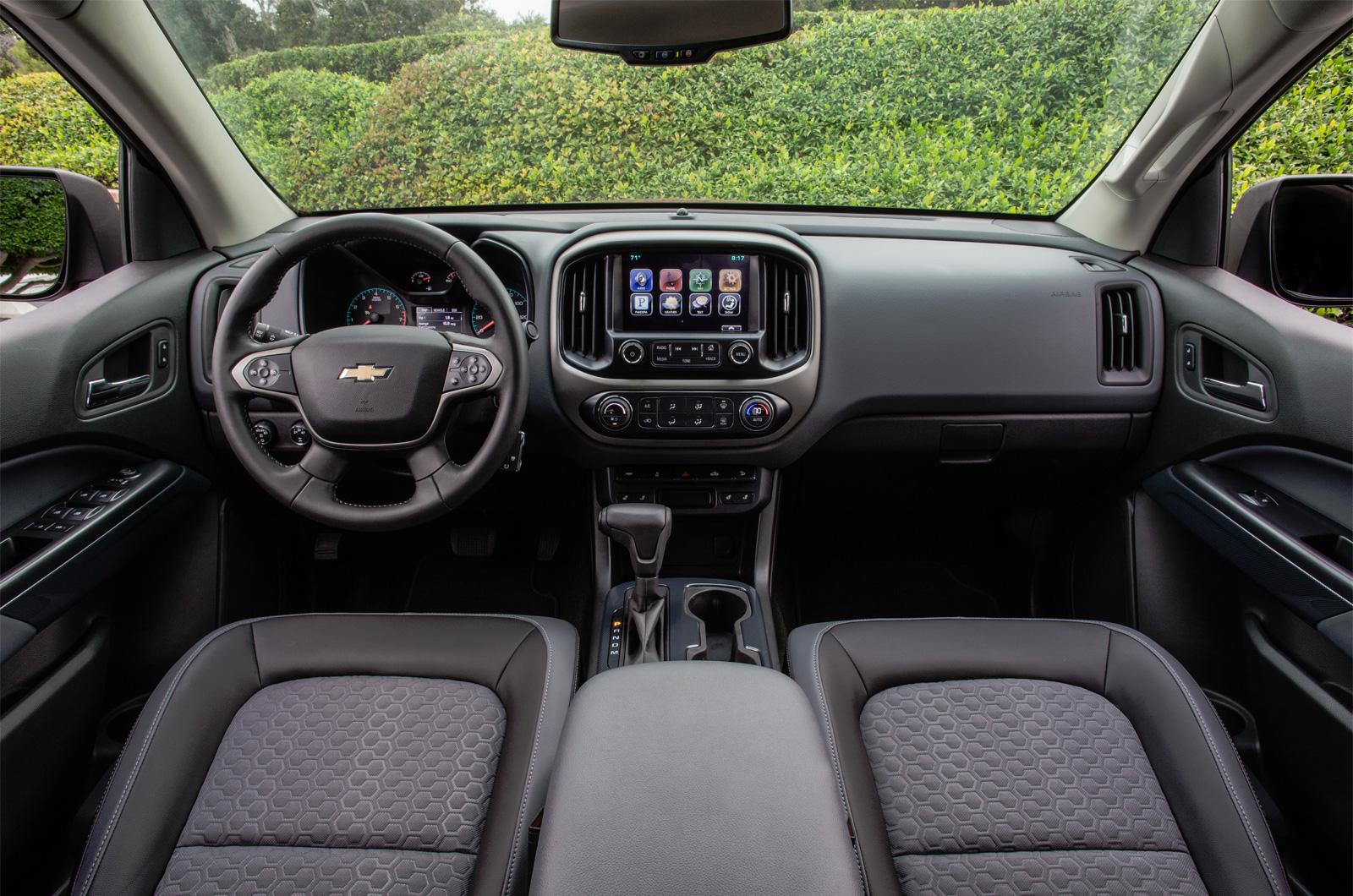Chevrolet Colorado 2 (2018-2019) цена и характеристики ...