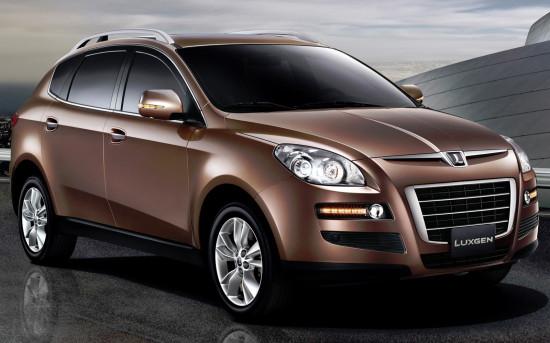 Luxgen7 SUV 2010-2013