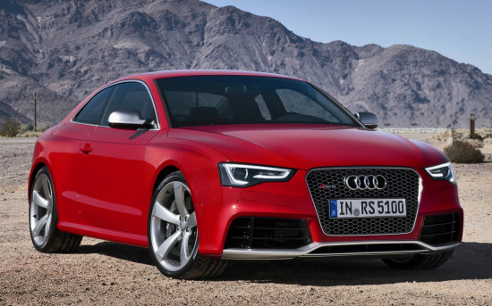 Audi RS5 Coupe 2013-2016