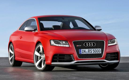 Audi RS5 2010-2012