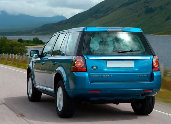 фото Land Rover Freelander II 2012