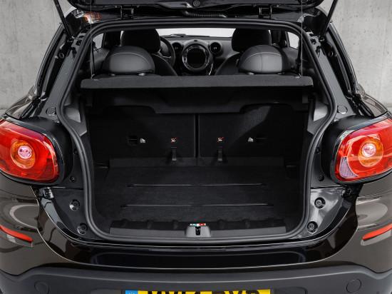 багажное отделение MINI Paceman R61