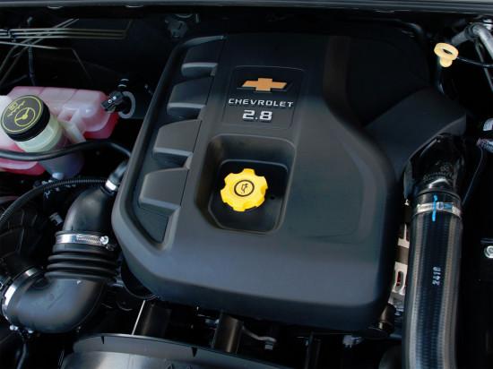 под капотом Chevrolet Trailblazer LTZ 2.8 (2012-2016 годов)