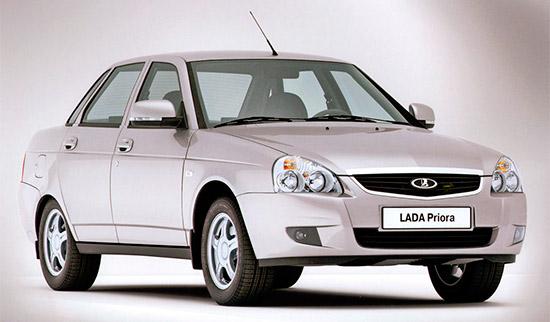 Lada Priora 2011-2013