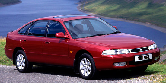 фото Mazda 626 GE