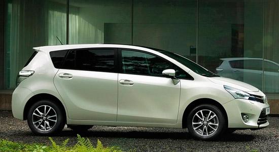 Toyota New Verso