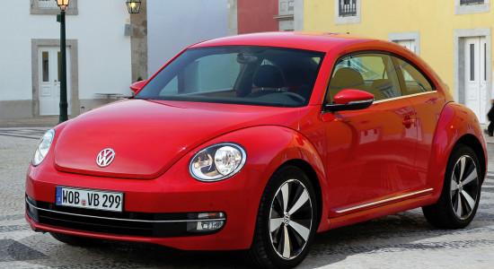 Volkswagen Beetle (2011-2019) на IronHorse.ru ©