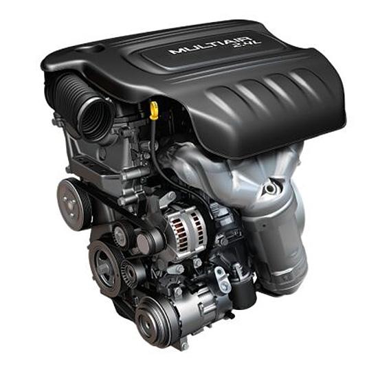 2.4-литровый мотор