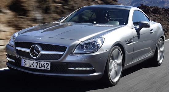 Mercedes-Benz SLK (2011-2015) на IronHorse.ru ©