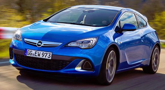 Opel Astra J OPC на IronHorse.ru ©