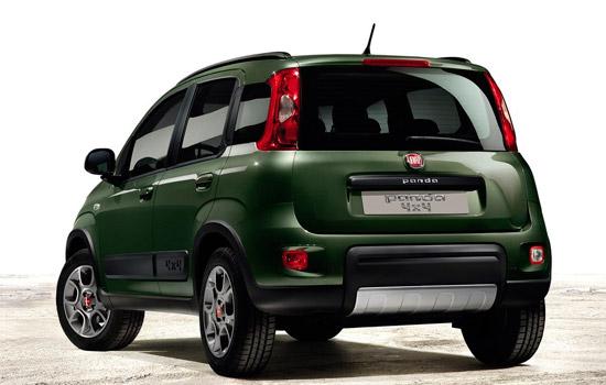 Fiat Panda 3 4х4