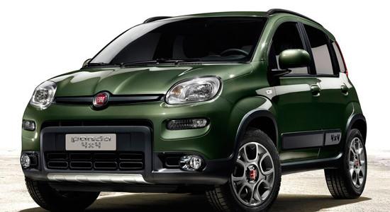 Fiat Panda 3 4X4 на IronHorse.ru ©