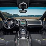 интерьер салона Porsche Cayenne GTS 2010-2014