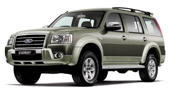 Ford Everest 2 (2006-2012) на IronHorse.ru ©