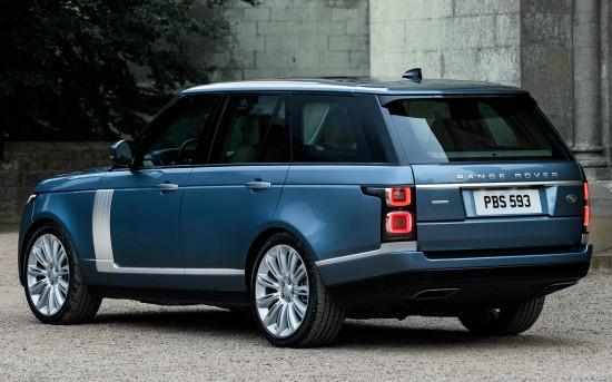 Range Rover 4 (L405)