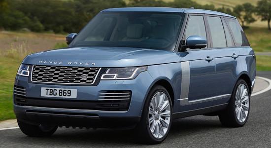 Range Rover 4 (2018-2019) на IronHorse.ru ©